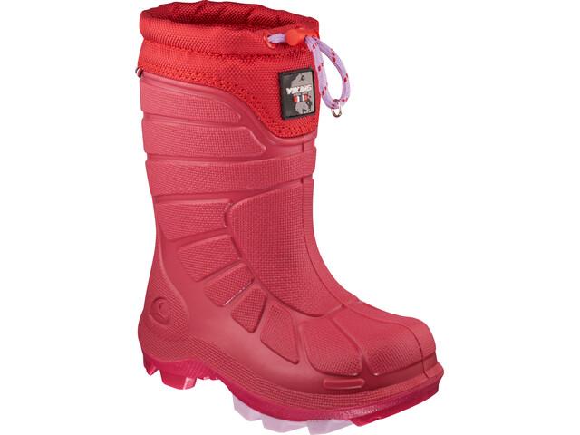 Viking Footwear Extreme Boots Kids cerise/pink